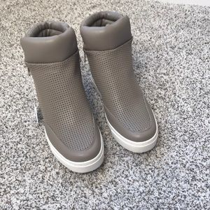 79b01bad329c Brash Shoes - Wedge Zippered Sneakers